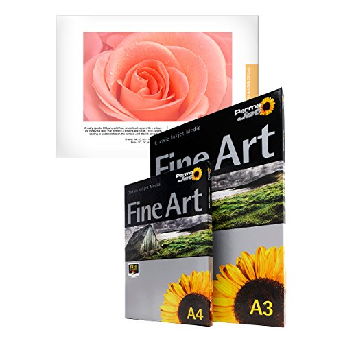 Permajet Photo Art Silk Photo Paper 290g A4 Pack 25 [APJ62513]