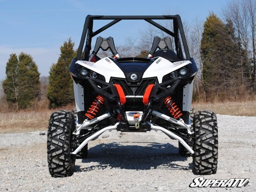 Super-ATV-Can-Am-Maverick-6-Lift-Kit-RED-2014