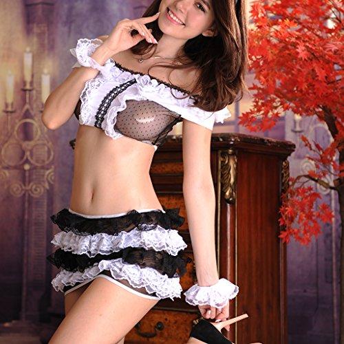 Costume Femme Halloween pour Parties Dguisement Lapin Bunny Homyl wRCIqwz