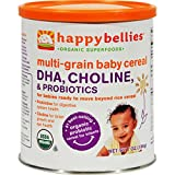 HAPPY BABY HAPPYBELLIES,OG2,MLTGR,CR, 7 OZ