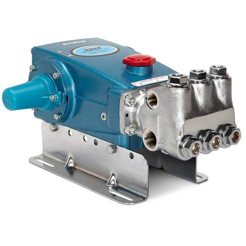 Cat Pumps 650-650 - 15-Frame Plunger Pump - 7 gpm, 3000 psi, 1000 rpm, Belt-Drive, Brass