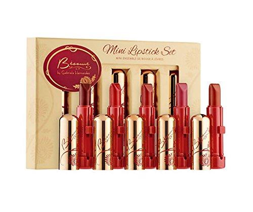 Besame Cosmetics Mini Lipstick Set