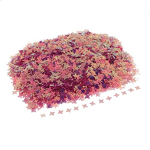 100g 8mm Star Loose Sequins Sewing Craft DIY Garment Accessories | 6 Colors | | Color - A06