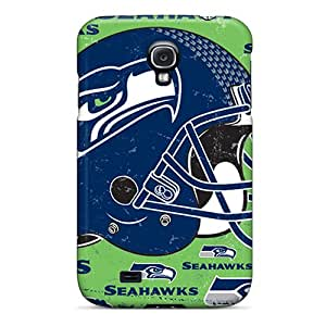 Emilyjmacias1027 Snap On Hard Cases Covers Seattle Seahawks Protector For Galaxy S4