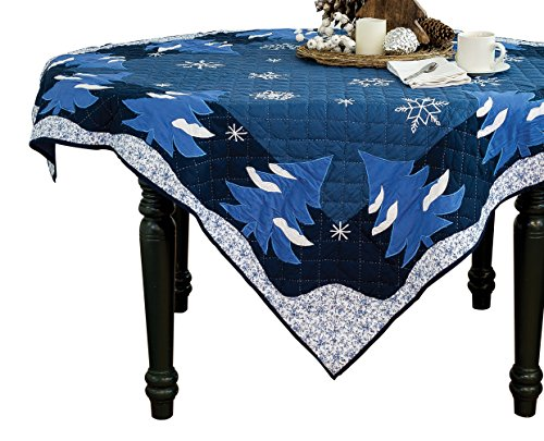 Quilted Table Toppers - 4
