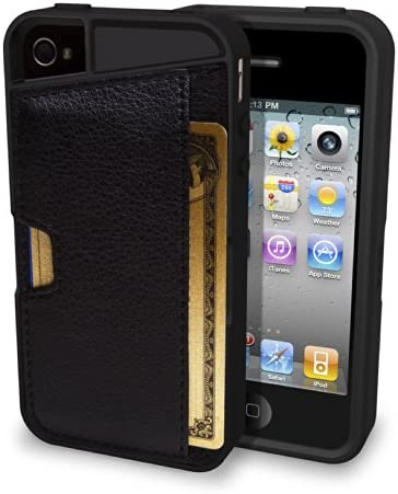 Silk iPhone Wallet Case Protective