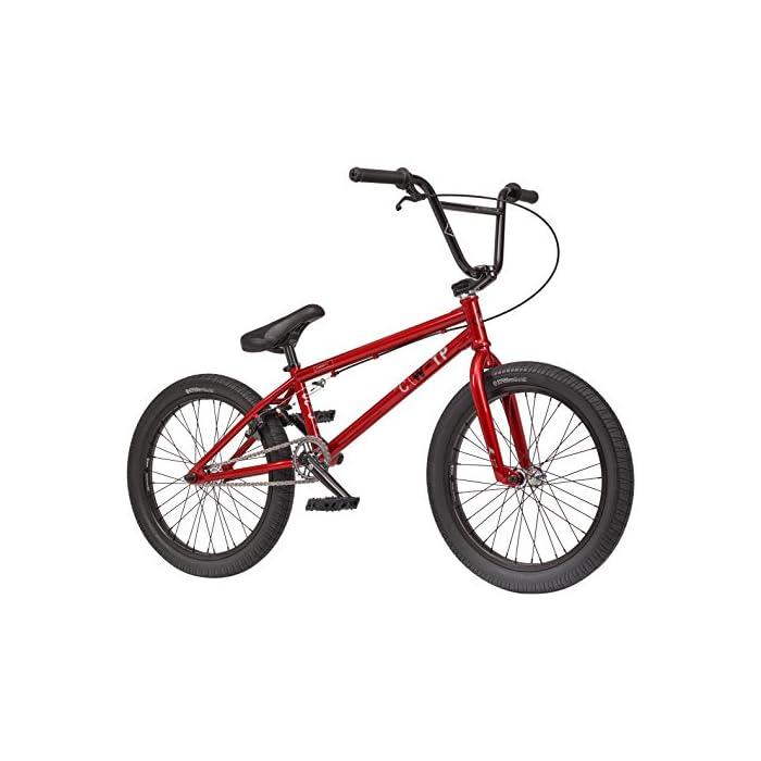 Wethepeople Curse 2016 – Bicicleta de BMX, Color Rojo, Talla 20.25″