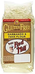 Amazon.com : Bob's Red Mill Gluten Free Garbanzo Fava