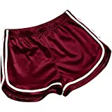 WOCACHI Women Shorts 2018 New Summer Casual Sport Shorts High Waist Yogo Shorts