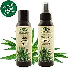 Aloe Vera Gel Travel Size