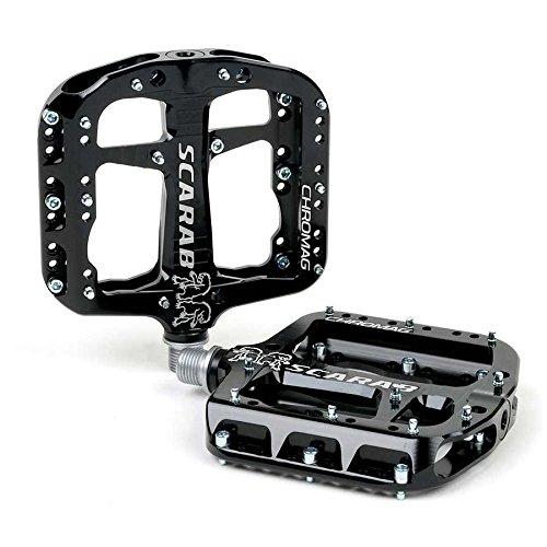 Chromag 450818-01 Scarab, Platform Pedals, Bushing & Sealed Bearings