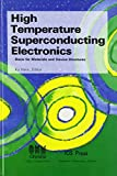 img - for High Temperature Superconducting Electronics, Basis for Materials and Device Structures book / textbook / text book