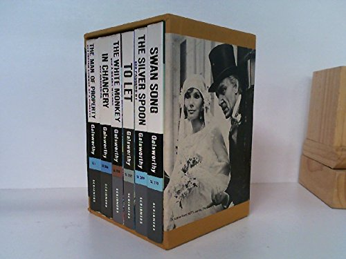 (The Forsyte Chronicles: 6 Volume Boxed Set)