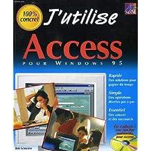 ACCESS POUR WINDOWS 95 (J'UTILISE) +CDROM