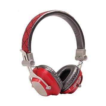OOBY Auriculares Bluetooth, Auriculares Inalámbricos Estéreo Hi-Fi con Puerto para Compartir Música Y