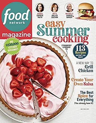 Food Network Magazine: Amazon com: Magazines