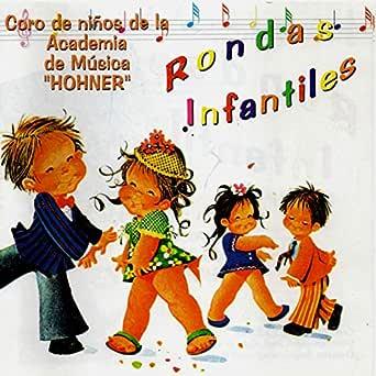 Rondas Infantiles by Coro Infantil De La Academia De Música ...