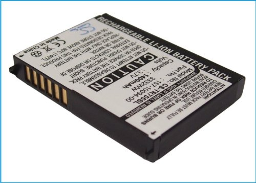Cameron Sino 1400mAh / 5.18Wh Replacement Battery for Palm Treo 755p