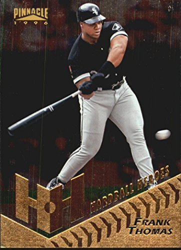 - 1996 Pinnacle Foil #257 Frank Thomas HH -