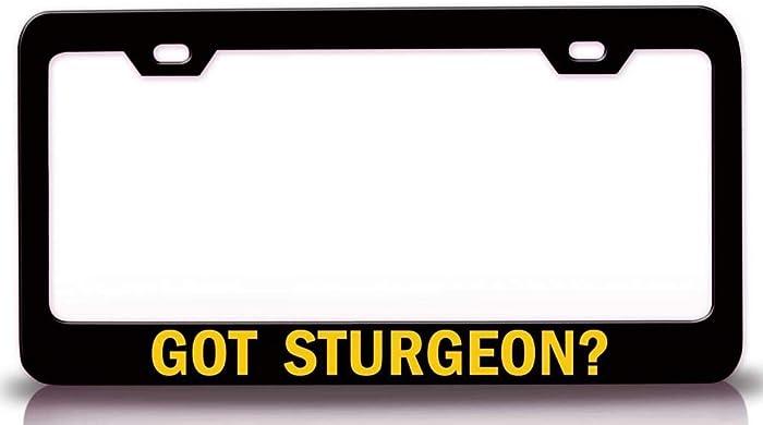 Top 10 Sturgeon Food