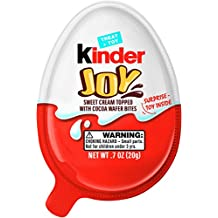 Kinder Joy Chocolates with Surprise Toy Inside (Pack of 15)