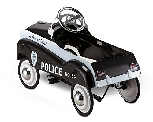InStep Police Pedal Car by Instep (Image #3)