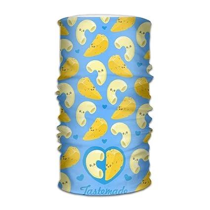 ca506df5f30 Amazon.com  TOGEFRIEND Headband Cute Mac and Cheese Outdoor ...
