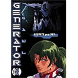 Generator Gawl: Volume 3 - Secrets And Lies [DVD] by Nobutoshi Canna