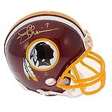 Joe Theismann Autographed Washington Redskins Mini Helmet - Gold Pen - Certified Authentic