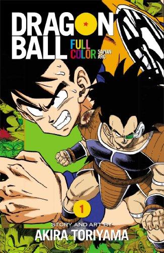 Full Color Science Games (Dragon Ball Full Color, Vol. 1)