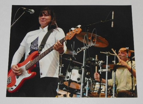 Pixies Surfer Rosa Kim Deal Hand Signed Autographed 8x10 Glossy Photo (Pixies Surfer Doolittle)