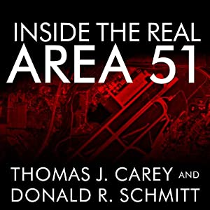 Inside the Real Area 51 Audiobook