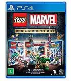 LEGO Marvel Collection traz os jogos mais vendidos LEGO Marvel Super Heroes, LEGO Marvel Super Heroes 2 e LEGO MarvelVingadores reunidos em um único pacote. Esta extraordinária aventura Marvel inclui também pacotes de DLC já lançados para os jogos.