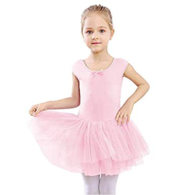 e51cdde20aeda STELLE Toddler/Girls Tank Tutu Dress Leotard for Dance, Gymnastics and  Ballet (BP