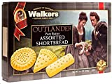 Walkers Shortbread Outlander Edition Assorted Shortbread by Walkers