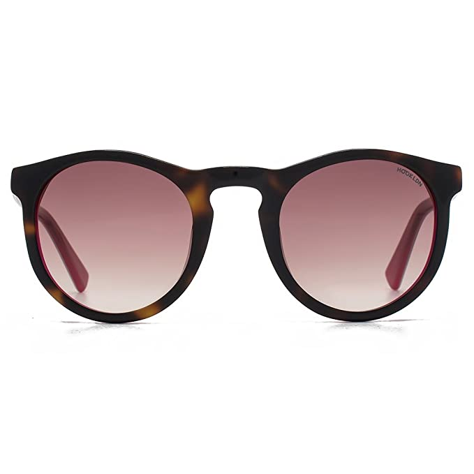 HOOK LDN - Gafas de sol - para mujer Brown Gradient: Amazon ...