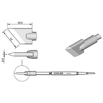 Jbc C245955 - Punta de soldar para T245