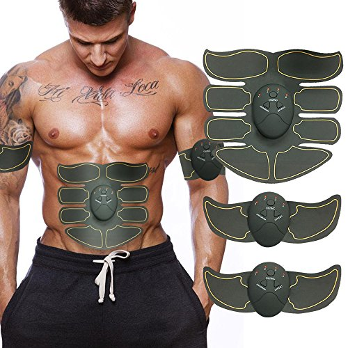 Body Massager Exerciser Fitness Stimulator Muscle Trainer Treatment Massager Abdominal Arm Sports Muscles Tool – DiZiSports Store