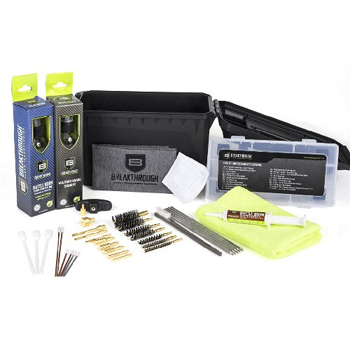 Breakthrough Clean Technologies Universal Ammo Can Cleaning Kit by Breakthrough Clean (Image #1)
