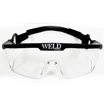Oculos Rio de Janeiro com Elástico Incolor - POLI-FERR  Amazon.com ... 2688704af4