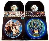 Journey Double Record Live LP Album CAPTURED (JCA1) - Columbia Records 1981 - Near Mint Vinyl -