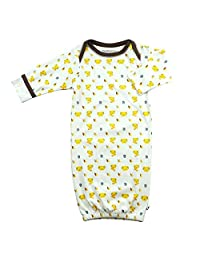 Babysoy Baby Organic Pattern Bundler