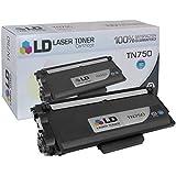 LD Compatible Brother TN750 Black HY Laser Cartridge for DCP-8110DN, 8155DN, 8150DN, HL-5470DWT, 6180DWT, 5440DN, 5440D, 5470DW, 6180DW, MFC-8910DW, 8510DN, 8810DW, 8950DWT, 8710DW, 8950DW Printers