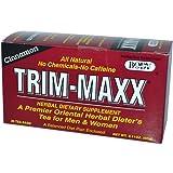 Body Breakthrough Diet Trim-Maxx Cinnamon Tea Bags, 30 Count