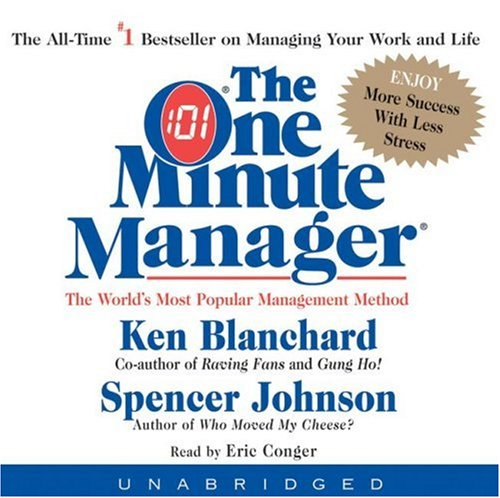 The One Minute Manager CD