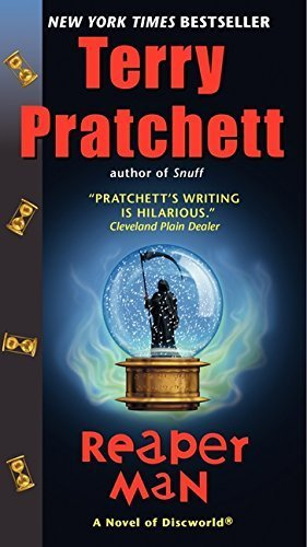 Reaper Man (Discworld) by Terry Pratchett (2013-07-30)
