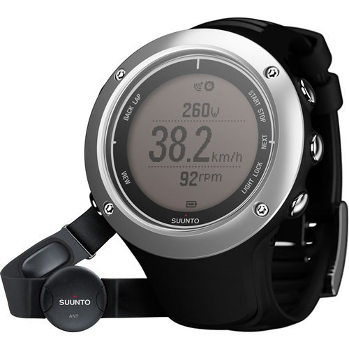 Suunto Ambit2 S Graphite HR Watch SS019208000