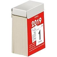 Herlitz 50017935 Abreißkalender 2019, Größe 1