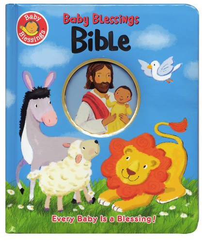 Download Baby Blessings Bible, Padded Boardbook pdf epub