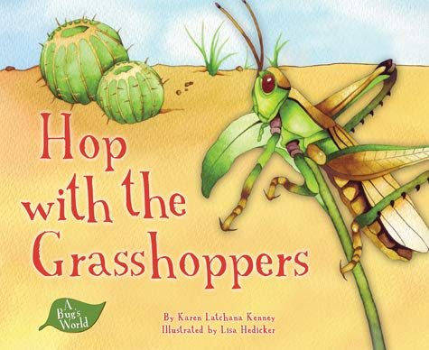 Hop With the Grasshoppers (A Bugs World)